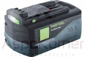 Akumulator BP 18 Li 5,2 AS Festool