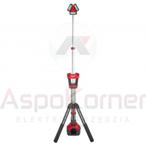 Lampa stojąca LED akumulatorowa M18 HSAL-0 Milwaukee 4933 4513 92