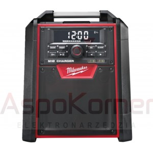 Radio akumulatorowe M18 RC-0 Milwaukee 4933 4466 39
