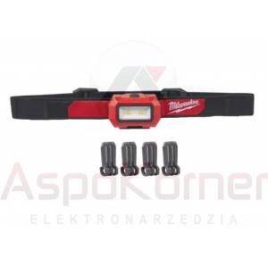 Latarka czołowa HL2-LED Milwaukee 4933 4712 86
