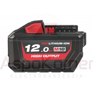 Akumulator 12,0 Ah M18 HB12 Milwaukee 4932 4642 60