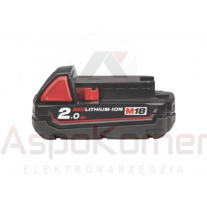 Akumulator 2,0 Ah M18 B2 Milwaukee 4932 4300 62