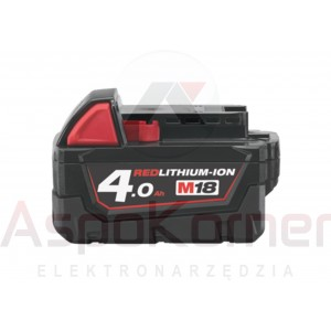 Akumulator 4,0Ah M18 B4 Milwaukee 4932 4300 63