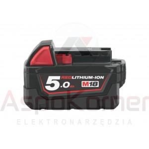 Akumulator 5,0Ah M18 B5 Milwaukee 4932 4304 83